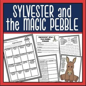 Sylvester and the Magic Pebble Book Companion