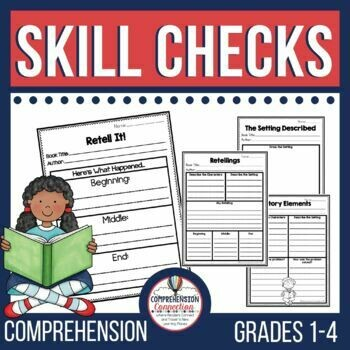 Skill Based Comprehension Checks