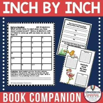 Inch by Inch Book Companion
