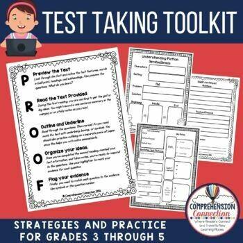 Study Skills Tool Kit for Reading Comprehension