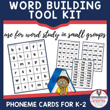 Word Building Tool Kit