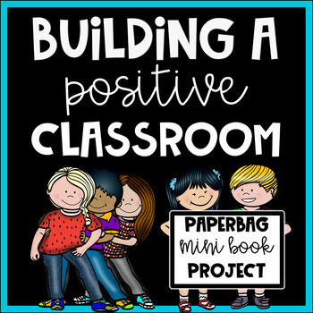 Building a Classroom Community Paper Bag Book