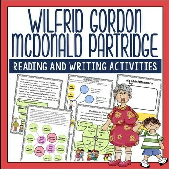 Wilfrid Gordon McDonald Partridge Book Companion