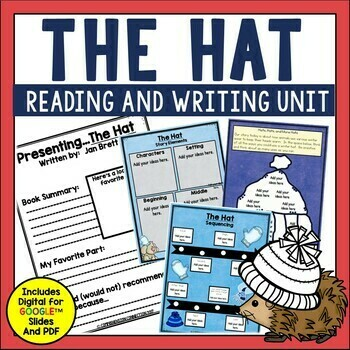 The Hat Book Activities