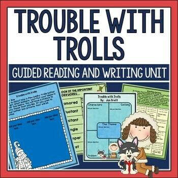 Trouble with Trolls Book Activities