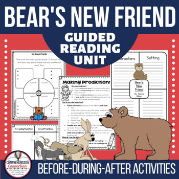 Bear's New Friend Book Activities