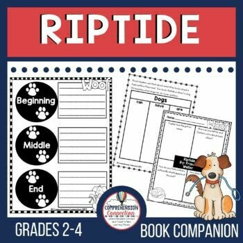 Riptide Book Activities