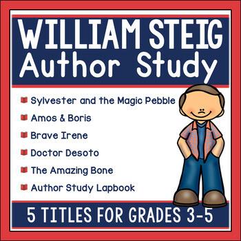 William Steig Author Study