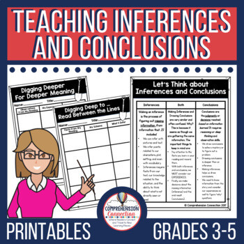 Teaching Inferences and Conclusions