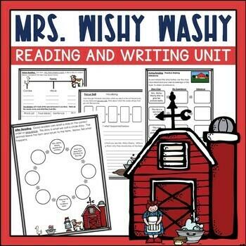 Mrs. Wishy Washy