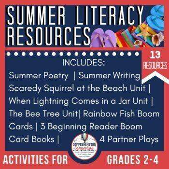 Summer Literacy Resources Bundle