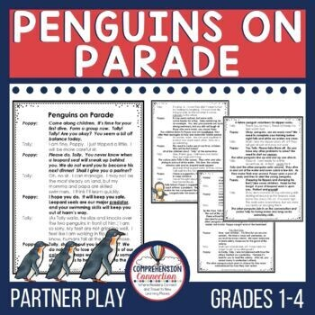 Penguins on Parade Partner Play