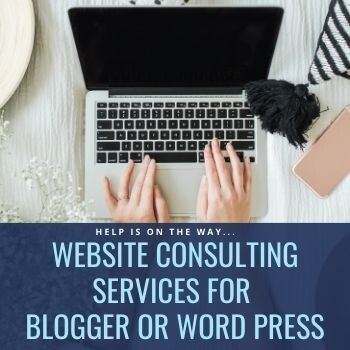 Website Consulting Service