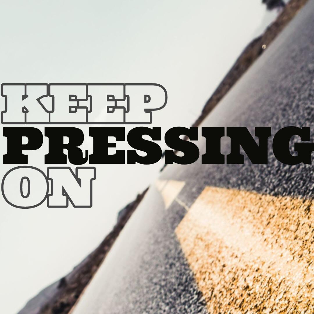 We Must Keep Pressing On [CD, DVD]