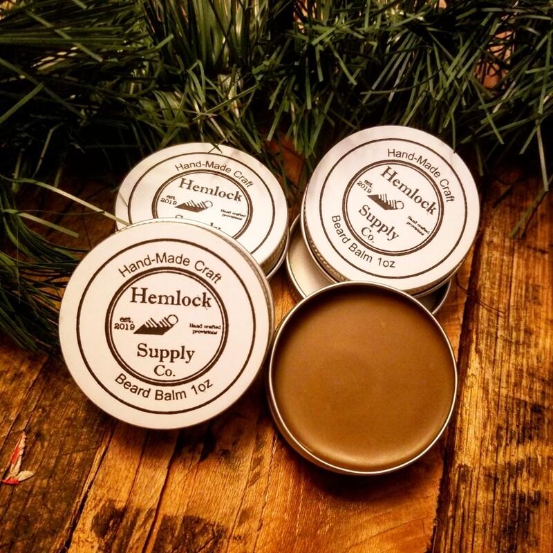 Hemlock Supply Beard Balm