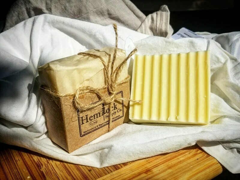 Clean Sheets Unscented Soap