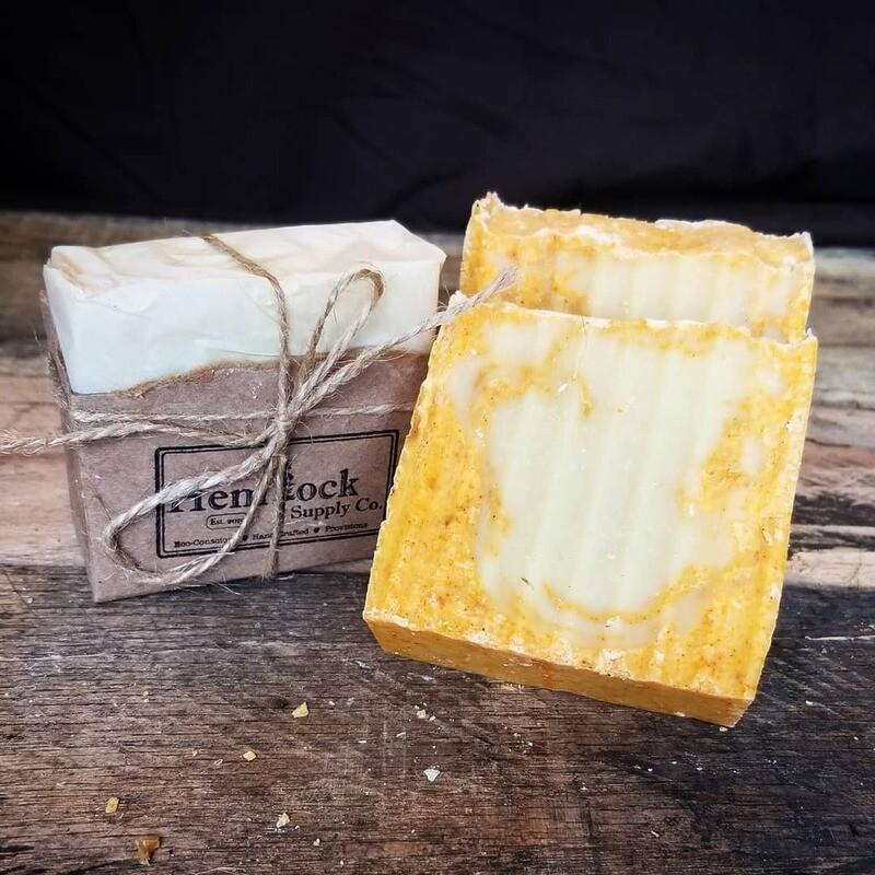 Orange Creamsicle Soap