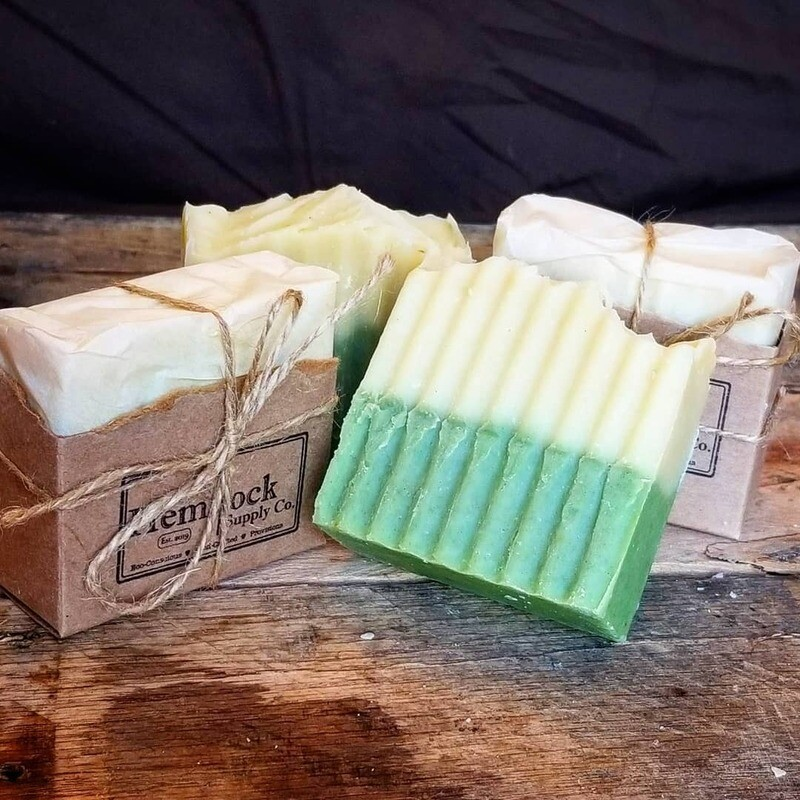 Vanilla Mint Soap