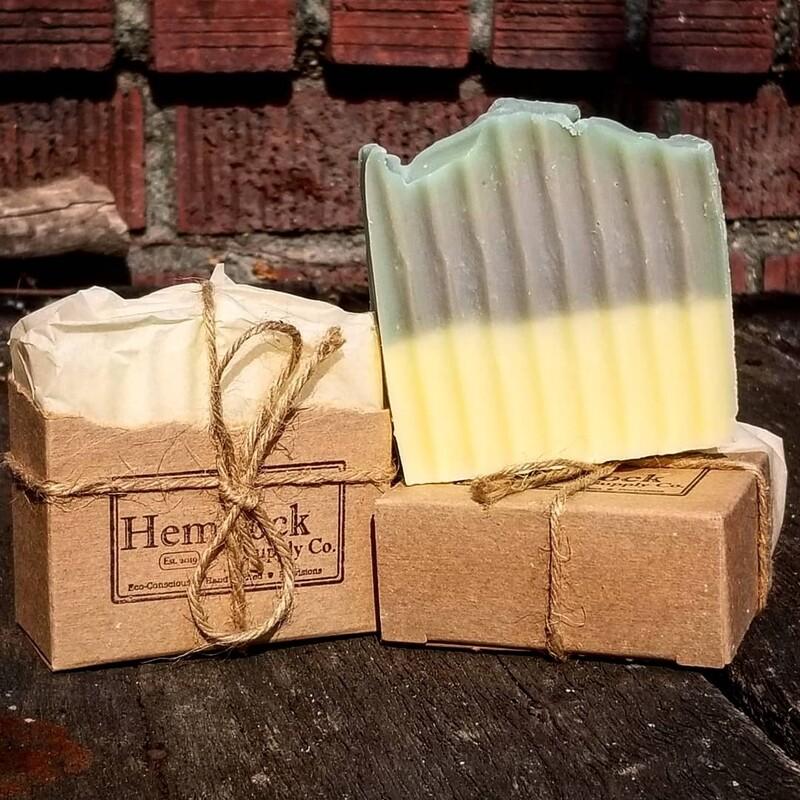 Citrus Sage Soap
