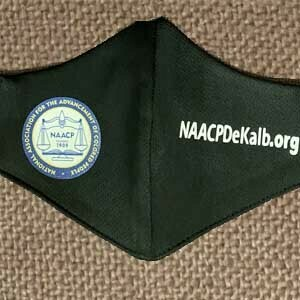 NAACP Dekalb Face Mask