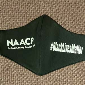 NAACP-BLM Face Mask
