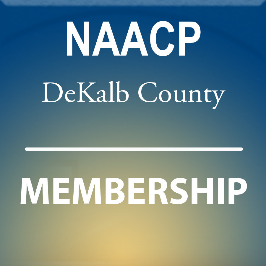 NAACP DeKalb County Membership