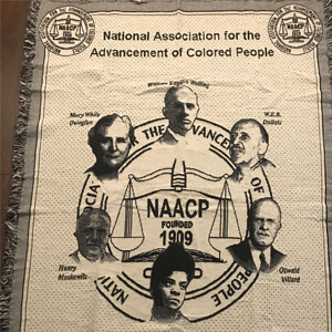 NAACP Founders Blanket