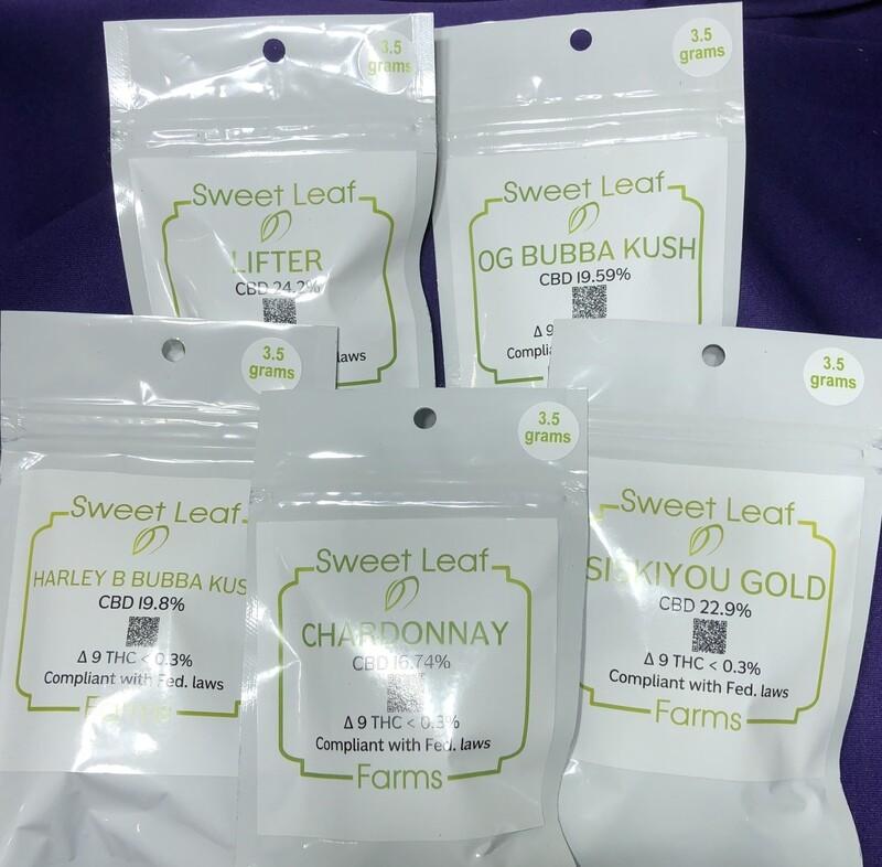 3.5 Gram Variety 5 Pack