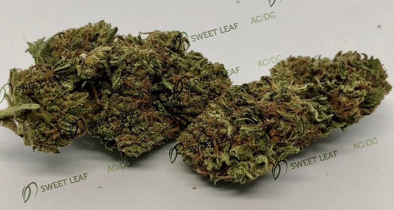 AC/DC Premium Hemp Flower
