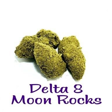 Delta-8 THC Moon Rocks