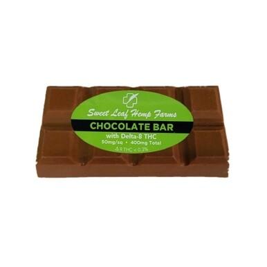Delta-8 THC Chocolate Bar 400mg