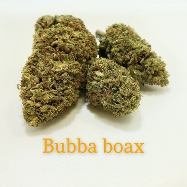 Bubba Boax CBD Hemp Flower