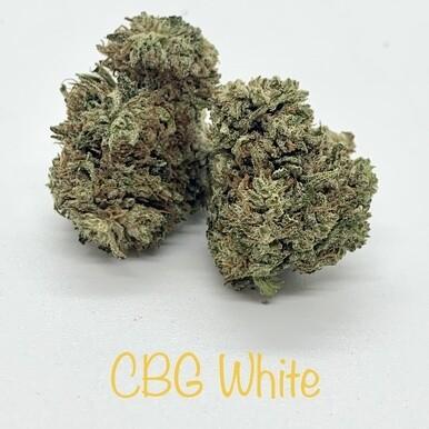 CBG White Hemp Flower