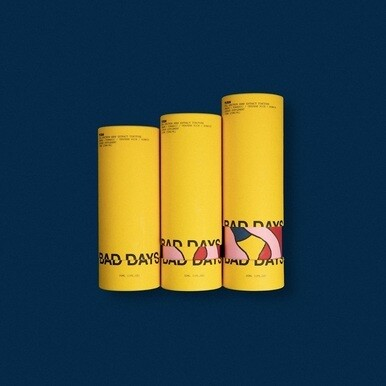 Bad Days Turmeric Full Spectrum CBD Tincture
