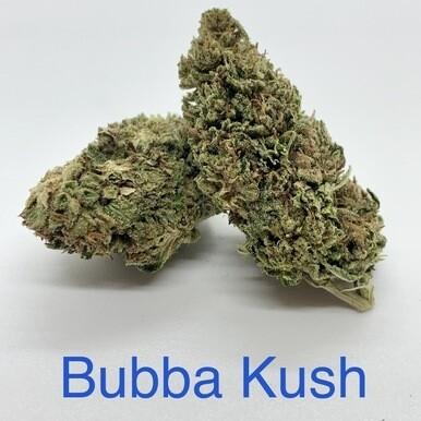 Bubba Kush CBD Hemp Flower