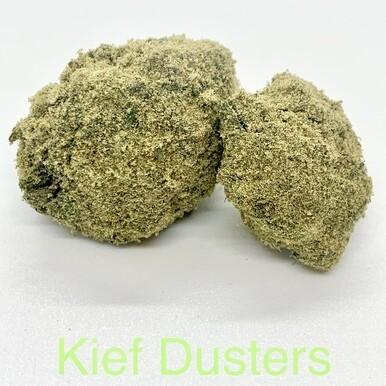 Kief Dusters CBD Hemp Flower