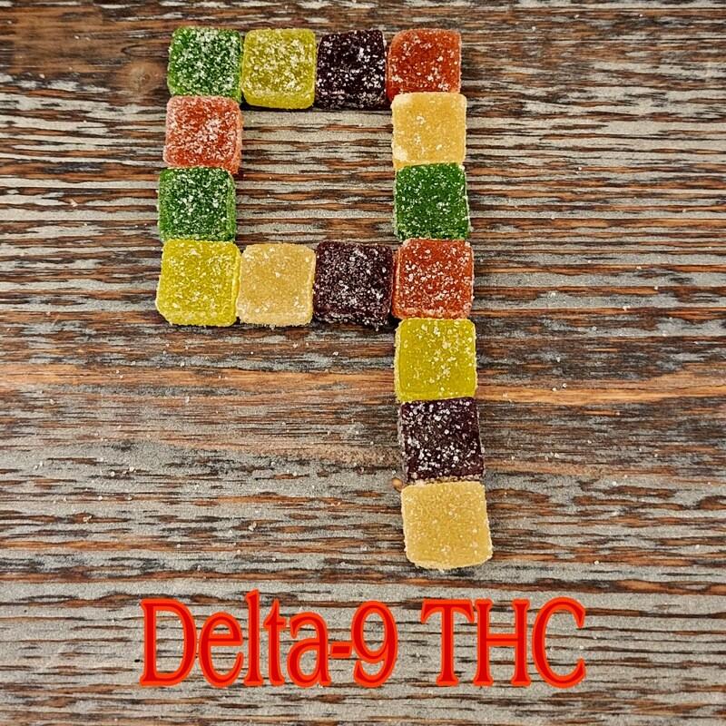 Delta-9 THC Special Blend Gummies