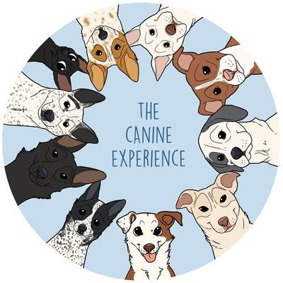 The Canine Experience Sticker
