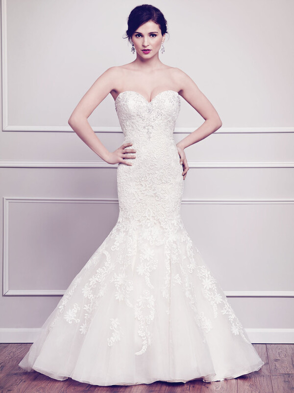 Kenneth Winston- Style 1564 Ivory Silver Size 14 KW1564