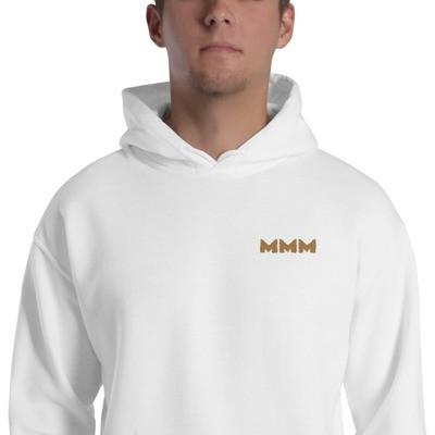 Hooded Sweatshirt (Embroidered Logo)