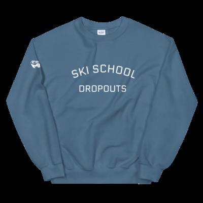 Ski School Drop Out V1 Sweatshirt