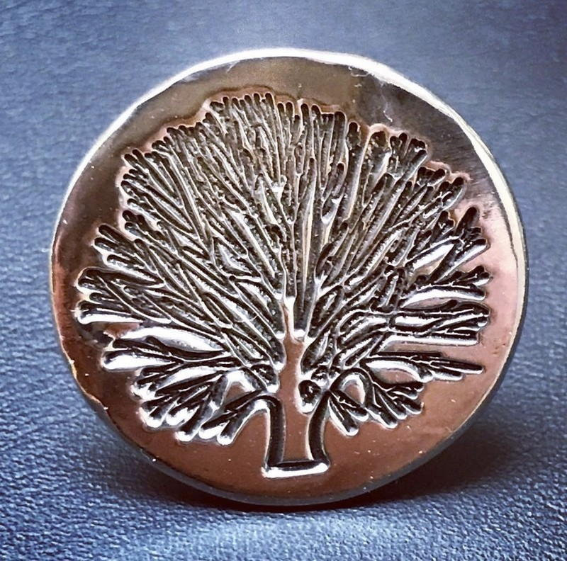 Etched Tree Ring