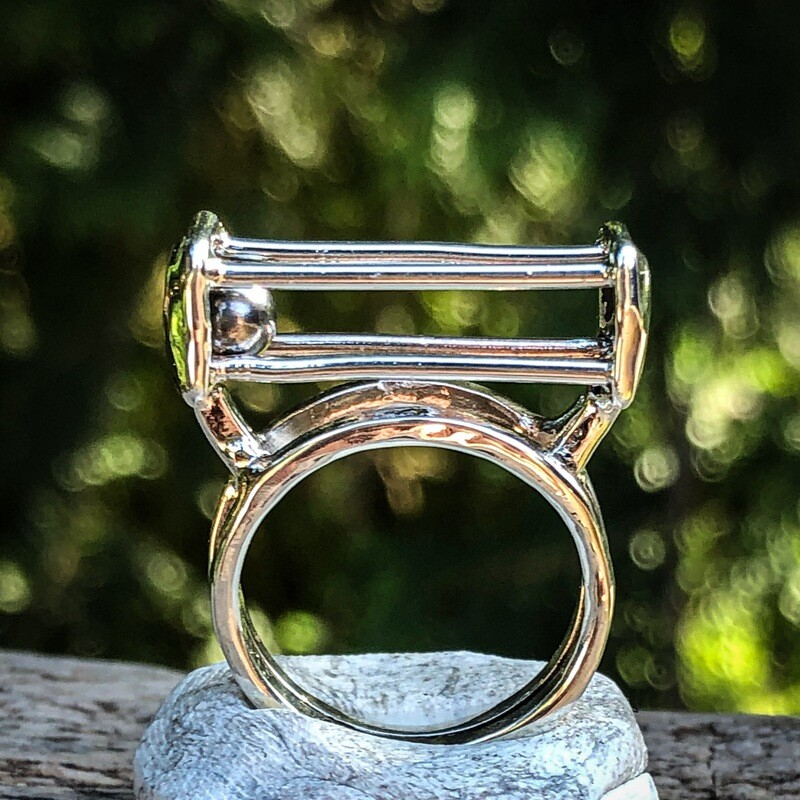Kinetic Ring Size 7 3/4