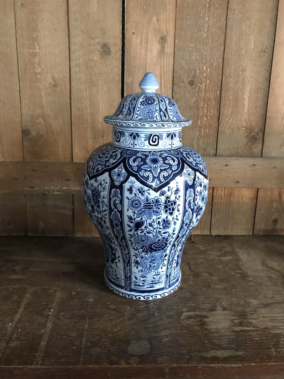Vaas Delftsblauw