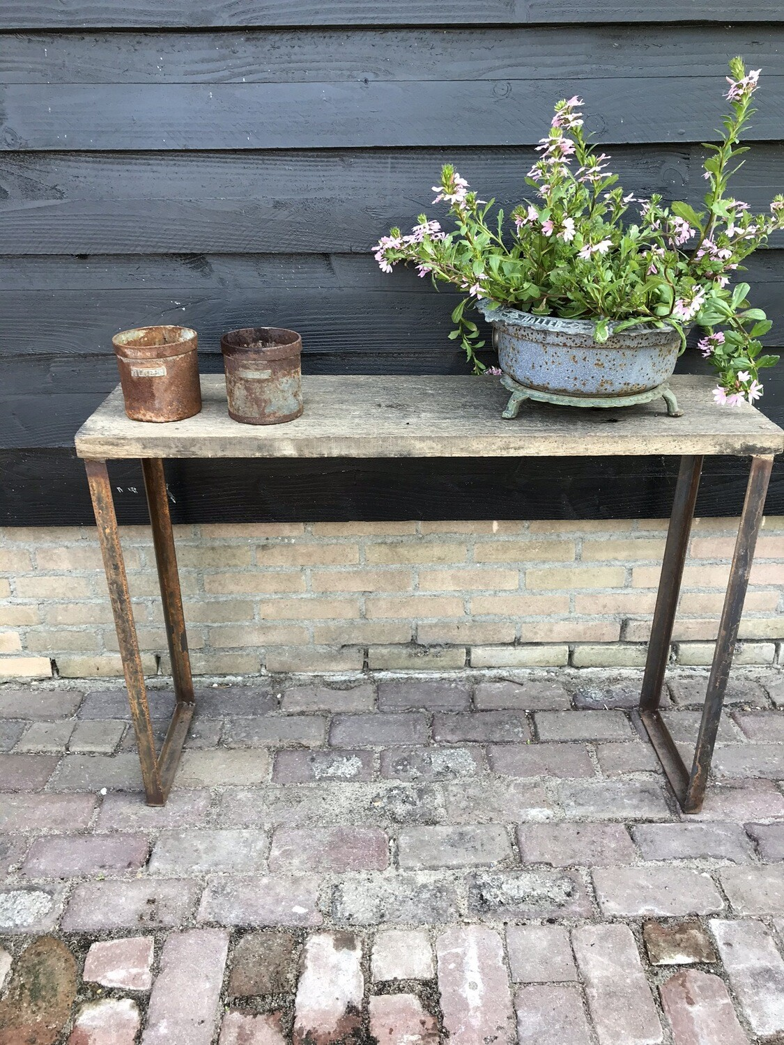 Sidetable Industrieel