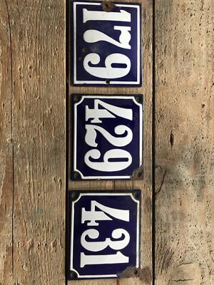 Huisnummers