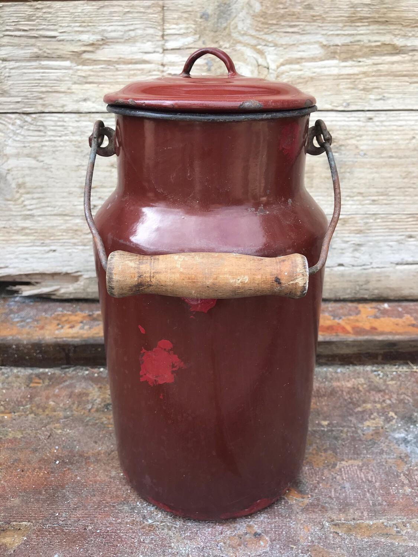 Melkbus roodbruin