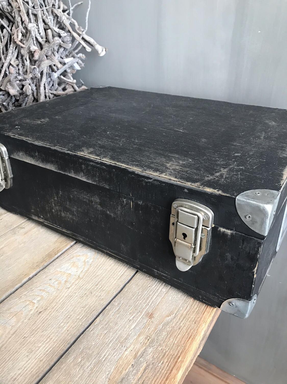 Kistjes zwart