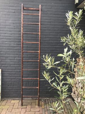 Stalen ladder