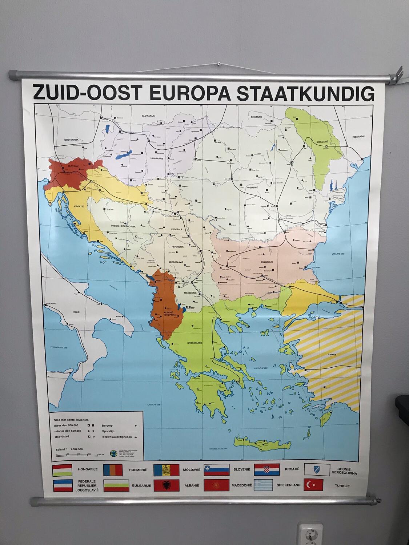 Zuid Oost Europa